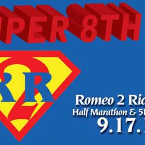 Romeo 2 Richmond Half Marathon & 5k Run/Walk