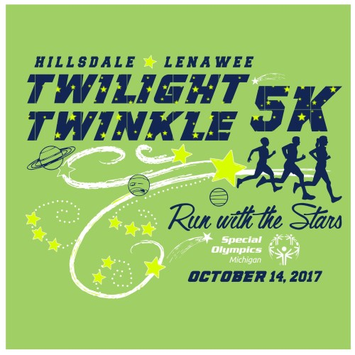 Hillsdale - Lenawee Twilight Twinkle 5k