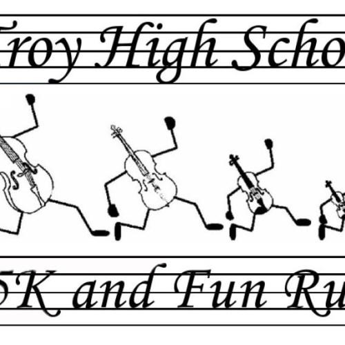 Troy High School 5k & Fun Run