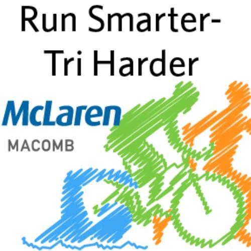 McLaren Macomb Run Smarter- Tri Harder Symposium