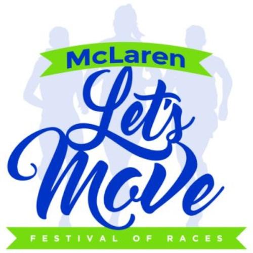 McLaren Let's Move Festival of Races