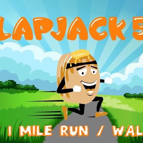 Flapjack 5k and 1 Mile Fun Run