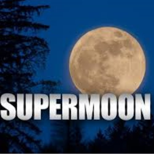 Supermoon Night Run