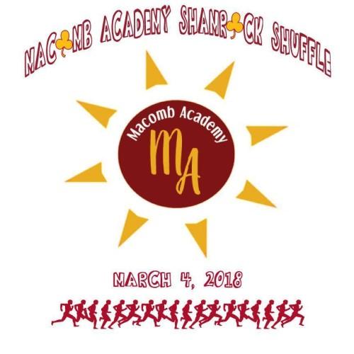 Macomb Academy Shamrock Shuffle