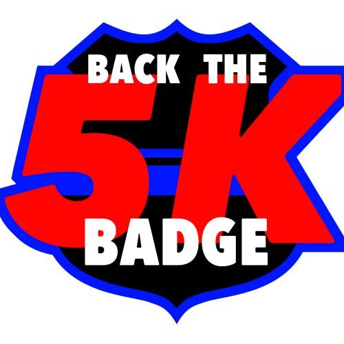 Back The Badge 5k