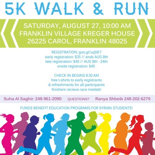 Women For Humanity 5k
