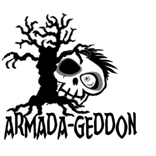 Armada-Geddon 5k Run/Walk/Shamble