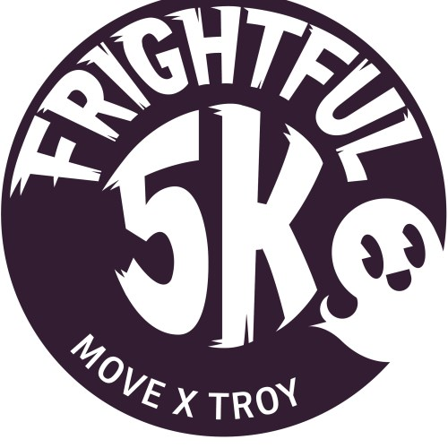 Frightful 5k Move Across Troy
