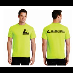 Hugg & Hall Safety Yellow TShirt - X Large