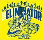 The Eliminator 5K Run at Lake Atalanta