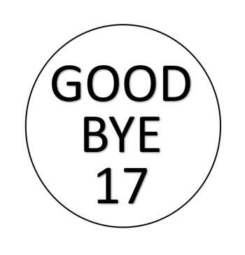 Goodbye 17 5k