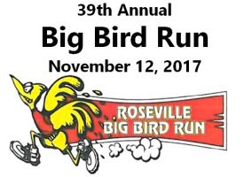 39th Annual 'Big Bird' Run