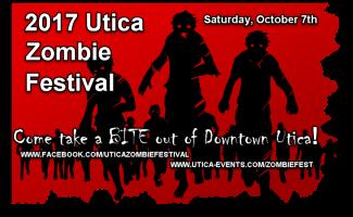 Utica Zombie Festival 5k Run/Walk