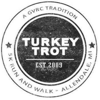 9th Annual Grand Valley Running Club Turkey Trot