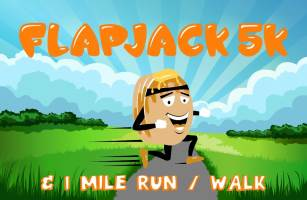 Flapjack 5k & 1 mile Run/Walk
