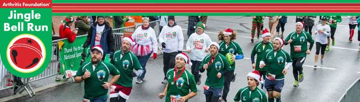Arkansas Arthritis Jingle Bell Run - Fayetteville, AR