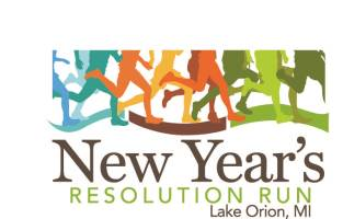 Lake Orion New Year's Resolution Run