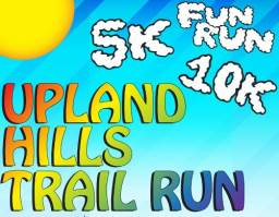 Upland Hills ''Over the Hills and Through the Woods'' Trail Run