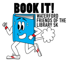 """Book It"" Waterford Friends of the Library 5k"
