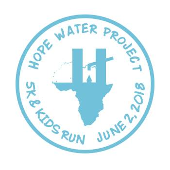 4th Annual Hope Water Project 5k