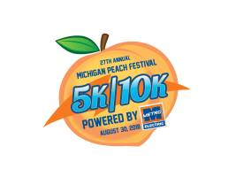 27th Annual Peach Festival 5k&10k Run-5k Walk