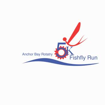 Anchor Bay Rotary 5k Fishfly Run