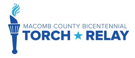 Macomb County Bicentennial Celebration - Torch Relay