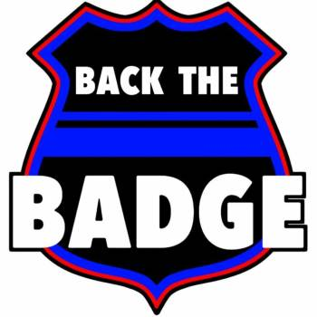 Back The Badge 5k