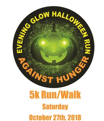 Evening Glow Halloween Run Against Hunger