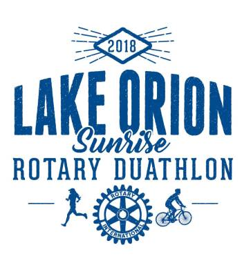Lake Orion Rotary Duathlon