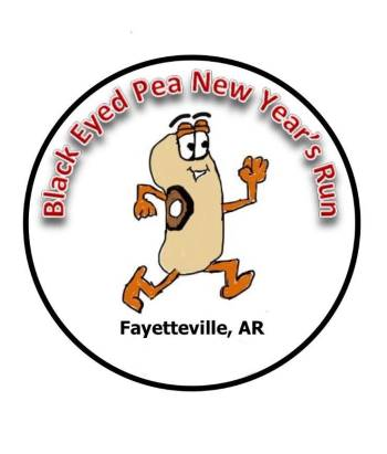 Black Eyed Pea New Year's Run
