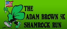 The Adam Brown 5K Shamrock Run