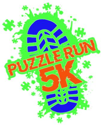 Autism Involves Me Puzzle Run