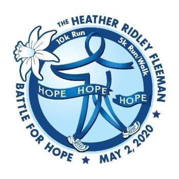 The Heather Ridley-Fleeman Battle for Hope 5K/10K