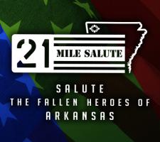 21 Mile Salute