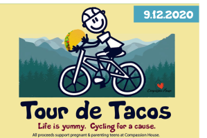 Tour de Tacos benefiting Compassion House