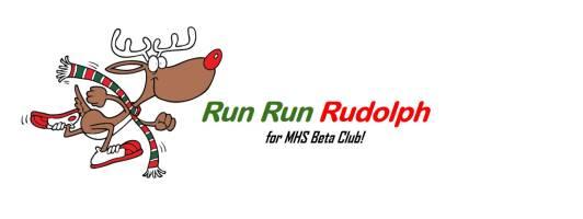 Run Run Rudolph for MHS Beta